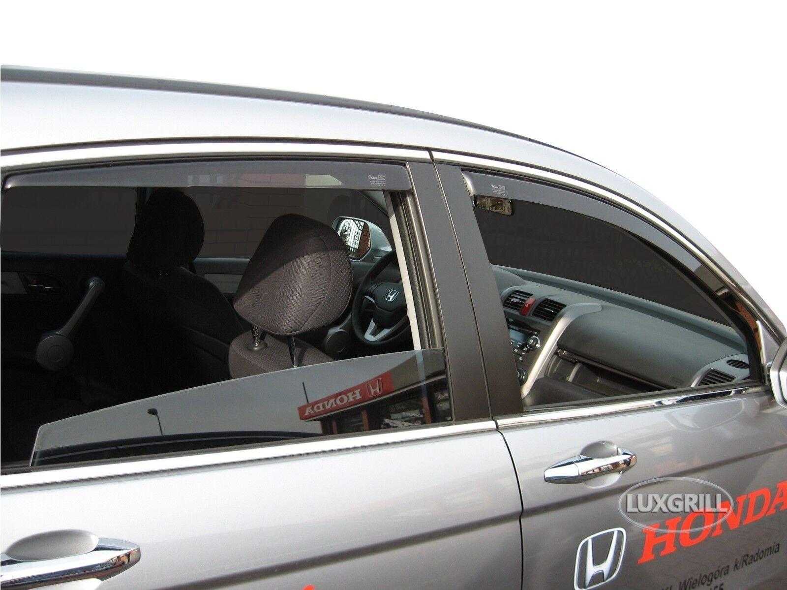 Classic Windabweiser hinten Toyota Auris 5-door 2007-2012