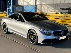 Mercedes-Benz S 63 AMG 4M Coupe |VOLL|TOP ZUSTAND|