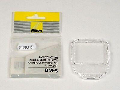 Protezione Display Copri Monitor LCD Nikon BM-5 ORIGINALE x D70s usato  Bologna