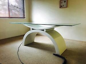 Designer Dining table-great condition Marsfield Ryde Area Preview