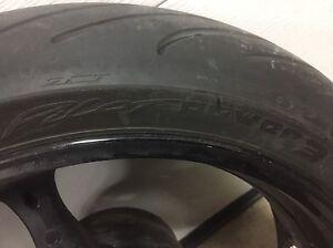 Michelin Pilot Power /Road tire set