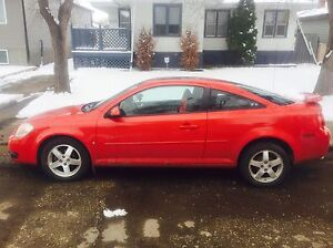 2006 Chevy Cobalt LT coupe red