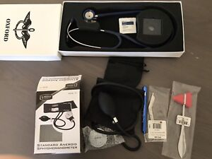 Nursing kit GBC(stethoscope+sphygmomanometer+other accessories)