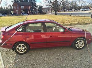 $600 AS IS, 2005 Hyundai Elantra