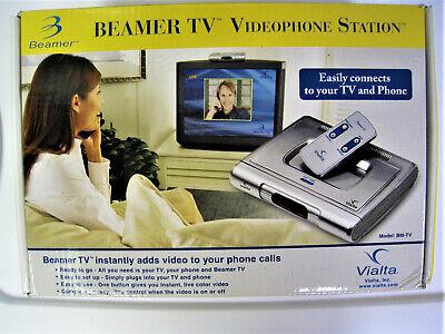 Vialta Beamer TV Videophone Station BM-TV Video Conference Phone
