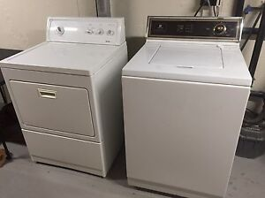 Electric Washer and Gas Dryer $250 ASAP