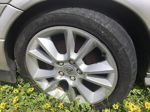 Ts Astra mag wheels 4 different sets 5x110 pcd Birdwood Adelaide Hills Preview
