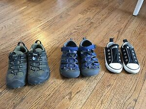 Assorted Brand name toddler shoes