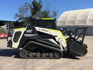 2017 TEREX R350T FORESTRY POSI-TRACK (U1769) QLD Chevallum Maroochydore Area Preview