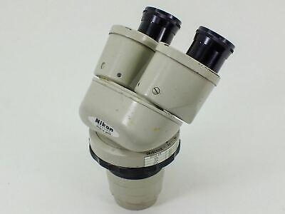 Nikon Zoom Microscope Head 0.8x-4.0x