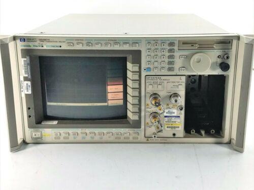 Agilent HP Keysight 83480A Digital Communications Analyzer, Mainframe Only