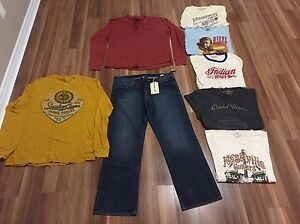New LUCKY BRAND Clothing Lot