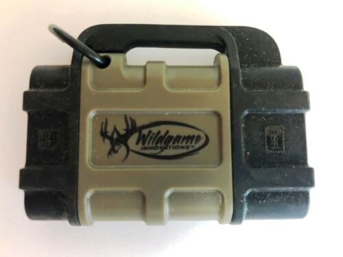 Used Wildgame Innovations Deer Cam Memory SD Card Reader for ANDROID