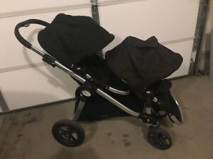 City Select Stroller with 2 seats!