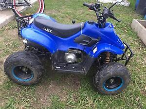 Gmx 110cc quad bike with reverse Meadow Heights Hume Area Preview