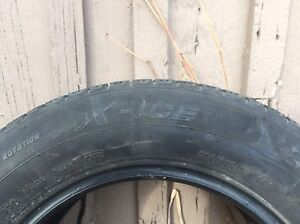 4 Winter Tires - Michelin X Ice - 205/65/15 Peterborough Peterborough Area image 3
