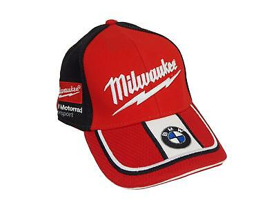 Official Milwaukee BMW World Superbikes Baseball Cap