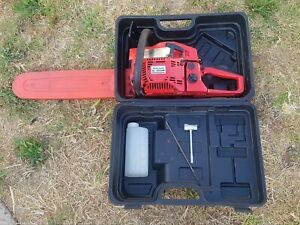 Chainsaw Plus Case and Accessories Goulburn Goulburn City Preview