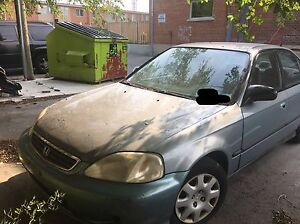 SOLD AS IS/ FOR PARTS HONDA CIVIC 1999 SEDAN