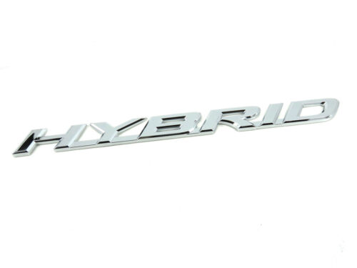 Genuine New LEXUS HYBRID SIDE BADGE Emblem For NX 300H & NX 200 NX 200T 2014+
