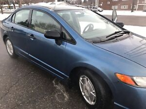 2008 Honda Civic low kms