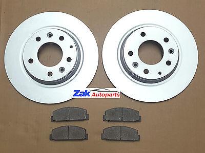 Mazda 6 1.8i 2.0i 2.0 2.2 CD 2.5i Sport 2008-2012 Rear Brake Discs & Pads Set