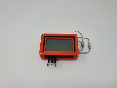 Fireboard 2 Thermometer Drive Mounting Case And Probe Storage