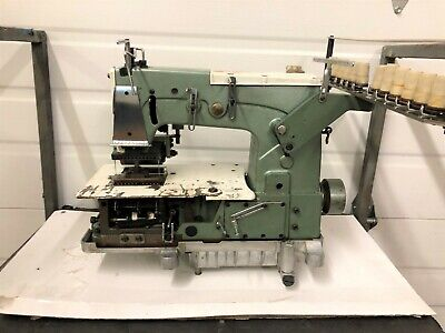 Kansai Dfb-1413p Special Needle Wpuller 14 Spacing Industrial Sewing Machine