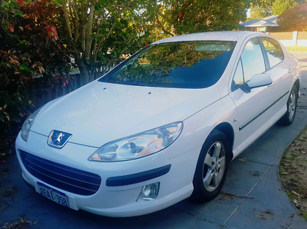 2007 Diesel Peugeot Sedan 2 L 407 Bayswater Bayswater Area Preview