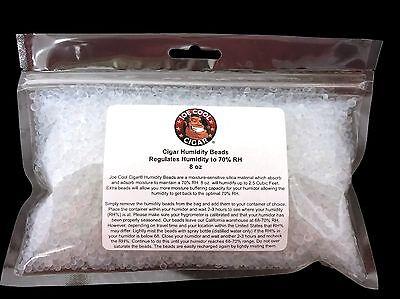 Humidity Beads - 70% RH -  8oz - Joe Cool Cigar