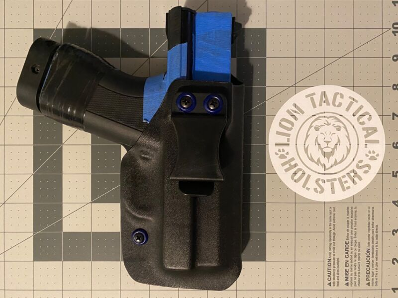 First Strike FSC Kydex Holster (ITWB) Black