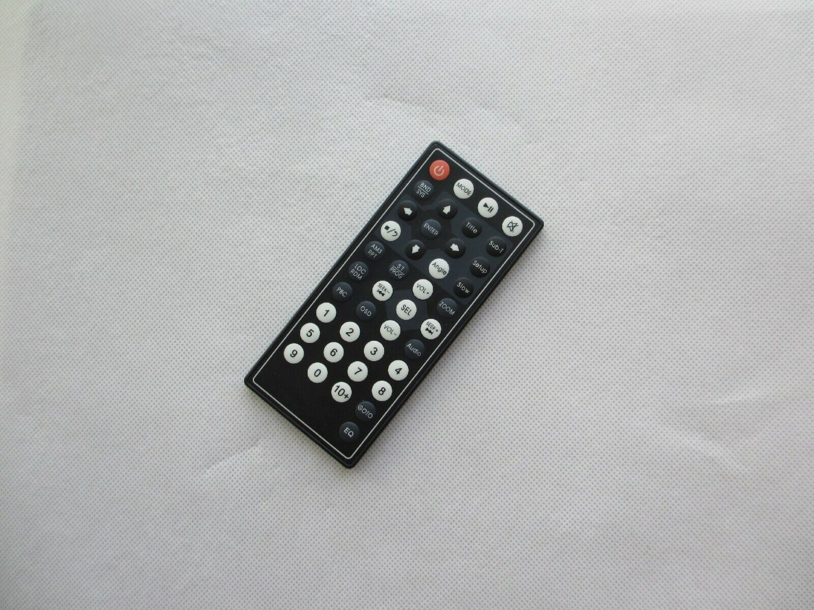 Remote Control For Soundstream VIR-7830T VR-651B VR-650B DVD