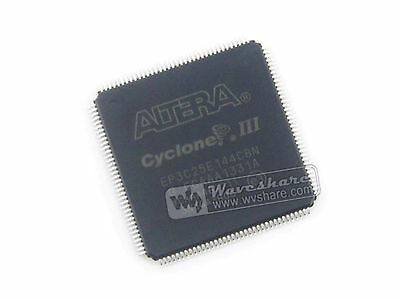 Altera Ep3c25e144c8n Qfp Ic Cyclone Iii Fpga 25k 144-eqfp Usa Ship