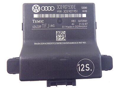 VW Passat 3C B6 Steuergerät Gateway 3C0907530E 3C0907951