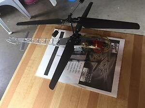 RC helicopter for indoor flying Wandal Rockhampton City Preview