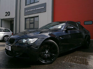 BMW M3 4.0 V8 M3 Coupe Manual Carbon Black