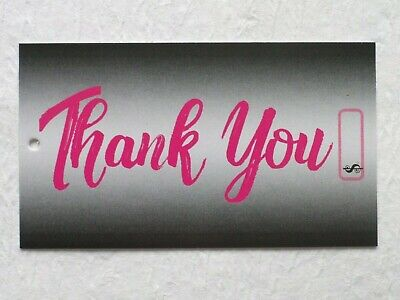 100 Price Tags Accessories Tags Thank You Jewelry Tags Hang Tags Garment Tags