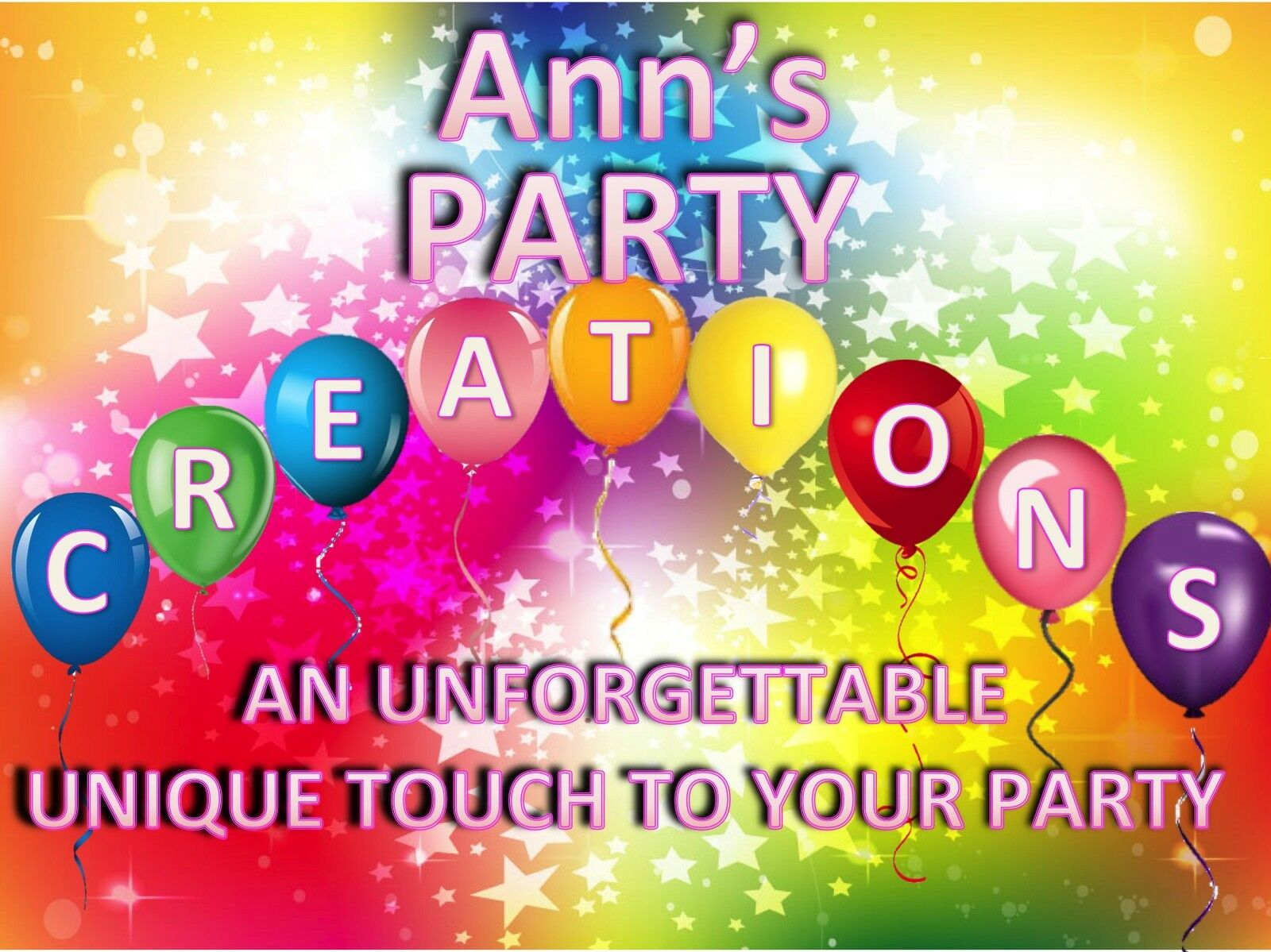 Ann's Party Creations