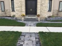 INTERLOCKING BRICK INSTALL & REPAIR SPECIALISTS- FREE ESTIMATES