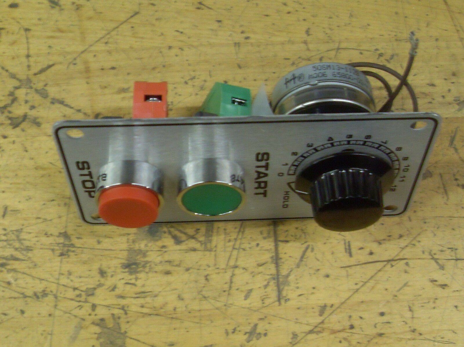 how to start a hobart mixer