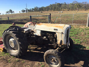 Fiat 411R tractor South Toowoomba Toowoomba City Preview