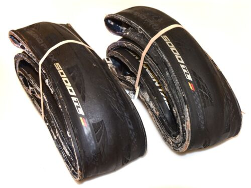 Continental Grand Prix 5000 TL Tubeless Road Bike Tires 700 x 32c 1 PAIR Gravel