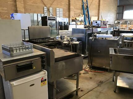 Huge catering sale clearance, bakery equipment just arrived