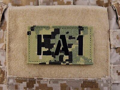 EA1 Infra Red AOR2 Call Sign Patch DEVGRU No Easy Day NSWDG Bin Laden Raid NSWDG