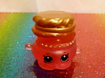 Shopkins Season 8 The Lost Luggage BOLLY BANGLES Gold Exclusive Mint OOP (Bolly Exclusive)