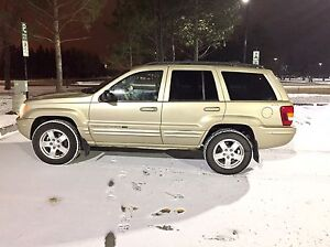 2001 Jeep Grand Cherokee LIMITED 200k, Fully Loaded
