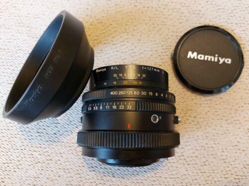 Mamiya K/L KL 127mm f/3.5 L Lens For RB67 Pro SD