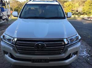 Toyota Landcruiser Sahara - No Major Faults Highland Park Gold Coast City Preview