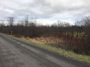 Lot for sale just north of Apple Hill,ON