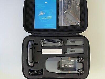 DJI Mavic Pro 4K Drone Pack off
